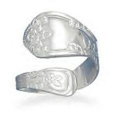 Spoon Ring In High Polish Design  http://salernosjewelrystore11.ecrater.com/p/7529101/spoon-ring-in-high-polish-design