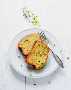 Savoury provence bread