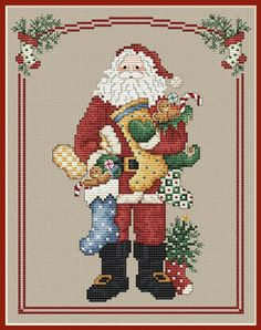 Christmas - Cross Stitch Patterns & Kits (Page 3) - 123Stitch.com