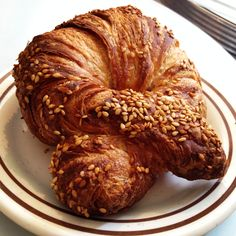 The 24 Iconic Dishes of New York City - Eater NY: 14 Pretzel Croissant at The City Bakery