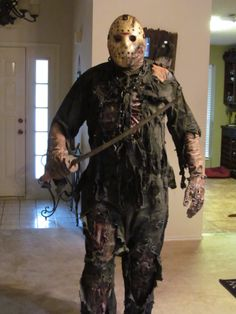Sexta-Feira 13 Parte 7 - A Matança Continua / Friday the 13th Part VII: The New Blood (1988) - Kane Hodder (Jason Voorhees)