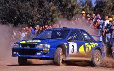 スバル インプレッサ WRC97