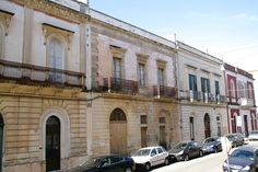 Ancient palace for sale in Italy, Puglia region, Galatina. Building dating back to the end of the 1800s and set in a central area just outside the historic center and behind the main town's square. The total covered area of about 350 sq. m. is spread over two stories, connected by two staircases, one of them internal and the second one external accessible by a typical ancient court. http://www.sispropertyandtourism.co.uk/listings/ancient-palace-for-sale-in-galatina-puglia/