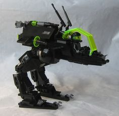 LEGO blacktron. :)