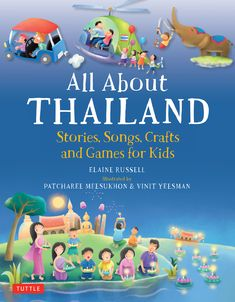 If you have children who would like to learn about Thailand, I would recommend this book as a great place to wet your feet in the culture and history of the country.  It's a great taster session before deciding upon which area you'd like to go further into.