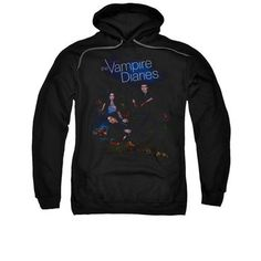 The Vampire Diaries TV Show Fruits Of Temptation Adult Pull-Over Hoodie