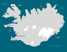 incontournables de l'islande