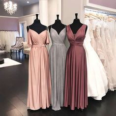 New bridesmaid arrivals are coming in hot! 😍 Whether your is looking for one amazing style or different silhouettes for each of… African Prom Dresses, Cute Prom Dresses, Prom Outfits, Elegant Dresses, Pretty Dresses, Homecoming Dresses, Bridesmaid Dress Colors, Bridesmaids, School Dance Dresses
