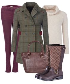 9c54b161a5d Charlotte in England - Barbour  New Autumn Winter  15 Collection (Part 1