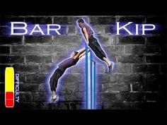 How to BAR KIP - Parkour Tutorial - YouTube