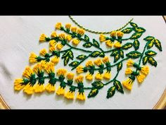 Grand Sewing Embroidery Designs At Home Ideas. Beauteous Finished Sewing Embroidery Designs At Home Ideas. Hand Embroidery Videos, Blackwork Embroidery, Hand Embroidery Tutorial, Learn Embroidery, Embroidery Needles, Hand Embroidery Stitches, Silk Ribbon Embroidery, Embroidery For Beginners, Embroidery Techniques