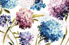 Spring Nectar I Kunstdruck