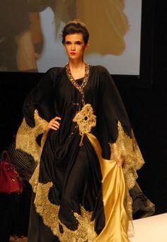 Dubai Fashion Week SS11: Dar Al Waad and Sabia Nazir   Sketchbook Magazine