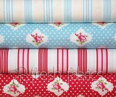 Darla fabrics by Tanya Whelan