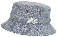 b09907009 Kangol Oxford Spey Bucket Hat Medium M Polyester/Cotton Navy #fashion  #clothing #