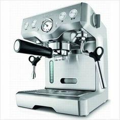 SALE BES830XL Die-Cast Programmable Espresso Machine