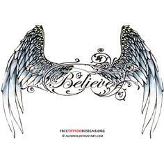 Angel Wing Tattoos For Girls On Lower Back never mind a tatoo paint it on a wall maybe over a bed Tattoo Girls, Tattoo Son, Girl Tattoos, Tattoos For Guys, Body Art Tattoos, Tribal Tattoos, Christus Pantokrator, Tattoo Nomes, Geniale Tattoos