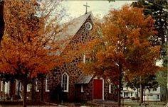 Sacred Heart 8th St Vineland first Cath Church in Vineland.