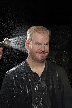 Jim Gaffigan Is the King of (Clean) Comedy Tracking the Decline of Civilization:    Jim Gaffigan has nothing against crudeness and curse words—he just happened to vault to success without them. How top comics feel about working clean in an ever-dirtier world. A few key moments in the rise of blue comedy