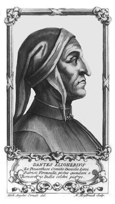 NAME: Dante Alighieri (56 years) WHO WAS: Writer, poet and politician Italian. It is considered the first major poet of the Italian language. Author of the Divine Comedy. BIRTH: June 1, 1265 - Florence, Italy. DEATH: 13 or September 14, 1321 - Ravenna, Italy. CAUSE OF DEATH: Malaria.