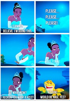The iconic scene in The Princess and the Frog. This may be the first time in Tiana's life when she stopped being practical and tried to do something crazy and nonsensical. wishing on a star. Disney Day, Cute Disney, Disney Magic, Disney And Dreamworks, Disney Pixar, Walt Disney, Disney Fanatic, Disney Addict, Princesa Tiana