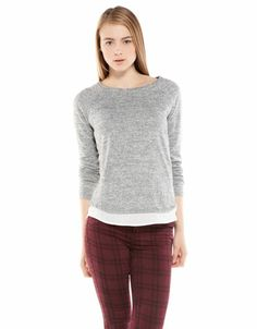 BSK combined fabric jumper Price:19.99€
