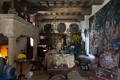 Castello Sant'Eurasia in Umbria in Italy - Luxury Topics luxury portal: Fashion, Style, Trends, Collection 2013..