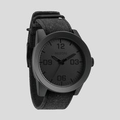Nixon watch THE CORPORAL something like this for like an everyday casual watch