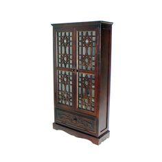 Wayborn Gothic Gates Multimedia Cabinet