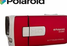 Polaroid ID1880 Full HD Camcorder - Red. No description (Barcode EAN = 0019643301658). http://www.comparestoreprices.co.uk/december-2016-week-1/polaroid-id1880-full-hd-camcorder--red-.asp