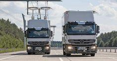 Siemens e-Highway project Trucks, Activities, Vehicles, Truck, Vehicle, Cars