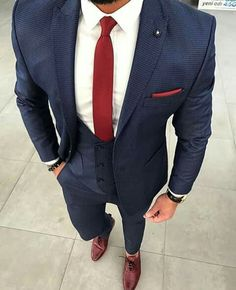 style,outfit-fashion style outfit ootd jewelry watch watches rolex menstyle suit suits workhardplayhard workhardplayharder investment s Mens Suit Colors, Blue Suit Men, Navy Suits, Best Suits For Men, Cool Suits, Mens Fashion Suits, Mens Suits, Terno Slim, Blazer Outfits Men