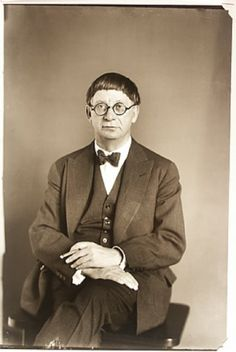 august sanders documentary photography | August Sander, Architect, Professor Poelzig, Berlin, 1928, gelatin ...