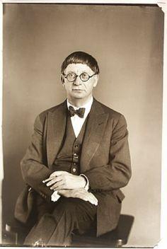 august sanders documentary photography | August Sander, Architect, Professor Poelzig, Berlin, 1928, gelatin ...