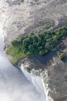 Livingstone Island, Victoria Falls | Zambia