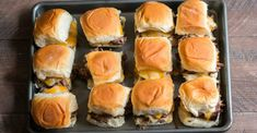 Slap A Few Ingredients Into The Slow Cooker And Out Comes Garlic Ale Sliders – A Simply Satisfying Recipe