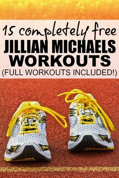 If you're looking for a way to lose weight from the comfort of your own home, you'll love these free Jillian Micheals workout videos!