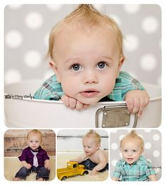 1st Birthday Photography Cake Smash photography baby photography