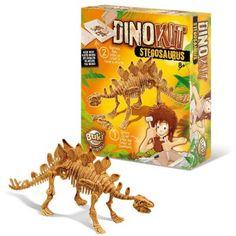 BUKI DinoKIT vykopávka a kostra Stegosaurus Kit, Cursed Child Book, Boutique, Products, Tyrannosaurus, Figurine, Gaming, Begin Again, Toy Block