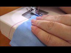 Jak použít lemovací patku - YouTube