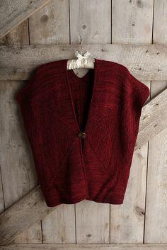 Amercian Vintage Pullover Knit grigio taglia M 38