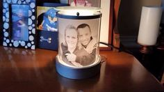 """Don't like the sea glass that comes with the Charmer Warmer? Customize it!!! *** ( photo inserted between glass ) ORDER ONLINE ~ SHIPS DIRECT https://spollreisz.scentsy.us *** Some types of customization """"may"""" void warranty"""