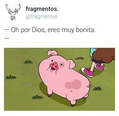 Resultado de imagen para gravity falls memes en español