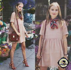 sonya class is internal scarf neckerchief blogger style-horz