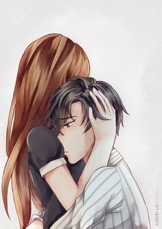 『 Mystic Messenger 』 Just Stay With Me Cute Couple Art, Anime Love Couple, Cute Anime Couples, Jumin X Mc, Jumin Han Mystic Messenger, Kurisu Makise, Anime Scenery, Anime Guys, Pictures