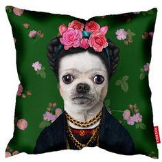 Pets Rock Fido Barko Cushion