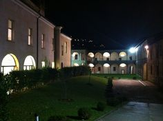 Santa Giulia monastery - San Salvatore's cloister. So beautiful!