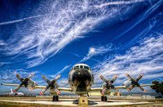 """500px / Photo """"Lockheed P-3 Orion"""" by Tomas Allen anti-submarine aviation plane"""