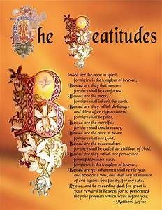 8 beatitudes meaning - Yahoo Image Search Results