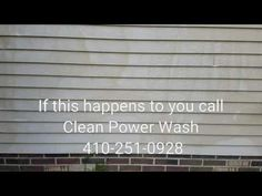 READ THIS before you power wash aluminum siding! I'll show you how to clean aluminum siding and remove that chalky residue easily without power washing! Outdoor Projects, Diy Projects, Outdoor Decor, Garden Hose, Garden Beds, How To Clean Aluminum, Seattle Rain, Sparkling Clean, Water Flow